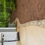 Installing French Drains