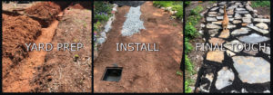 French drain expert