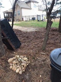 French Drain & Downspouts #10